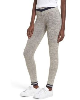 Loomed Knit Leggings