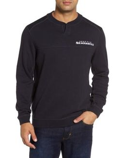 Nfl Flipside Abaco Reversible Pullover