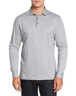 Banff Cotton & Cashmere Polo