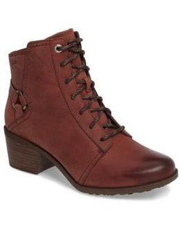 Foxy Lace-up Waterproof Boot