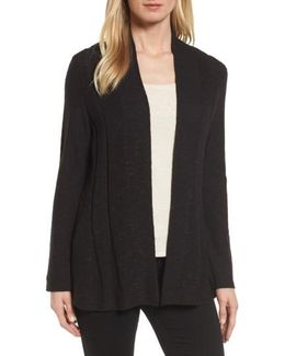 Fuse One-button Cardigan
