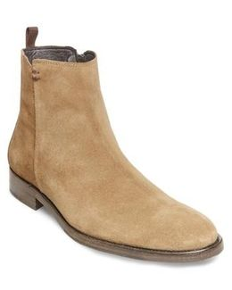 X Gq Fred Zip Boot