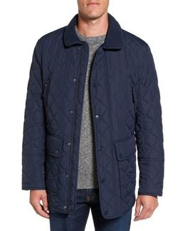 Milton Quilted Barn Jacket