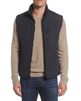 Newel Quilted Vest
