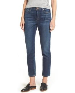 Colette High Waist Tapered Skinny Jeans