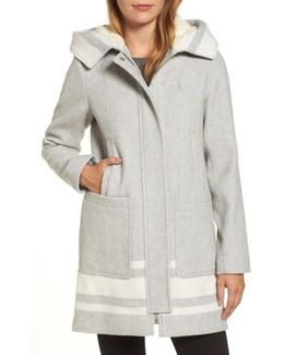 Hooded Car Coat