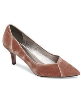Havana Pointy Toe Pump