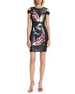 Leeash Eden Body Con Dress