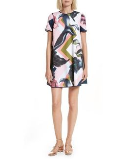 Ariena Eden Shift Dress
