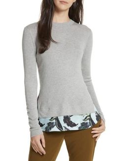 Karley Minerals Mockable Sweater
