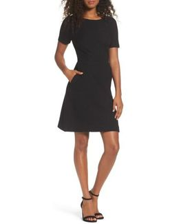 Dixie Fit & Flare Dress