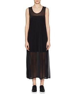 Celia Jersey Midi Dress