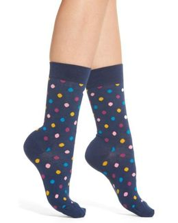 Dot Crew Socks