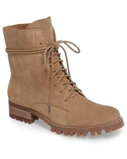 Romy Lace-up Boot