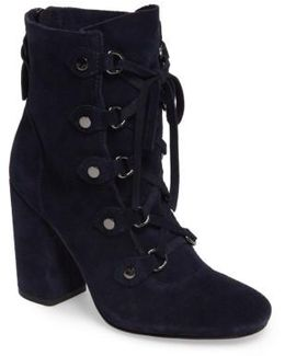 Rosa Lace-up Bootie