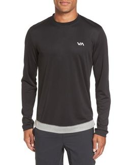 Runner Mesh Long Sleeve T-shirt