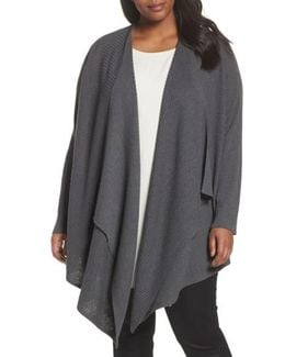 Angle Front Cardigan