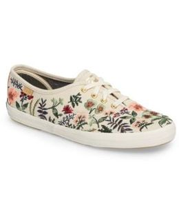 Keds Herb Garden Embroidered Sneaker