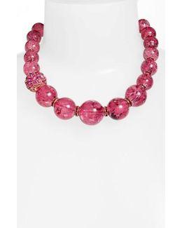 True Colors Collar Necklace