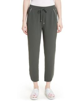 Quenbie Piped Jogger Pants