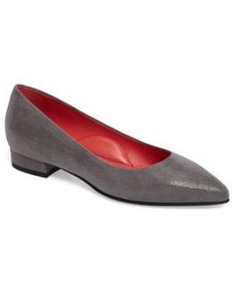 Pointy Toe Low Pump
