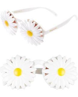 Daisy 45mm Round Sunglasses