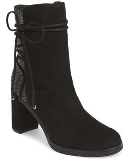 Adley Ankle Wrap Boot
