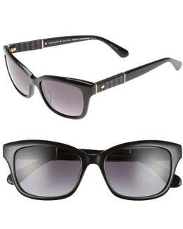 Johanna 2 53mm Gradient Sunglasses