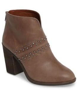 Sancha Studded Bootie