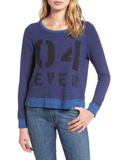 Love Forever Sweatshirt