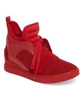 Lexie Wedge Sneaker