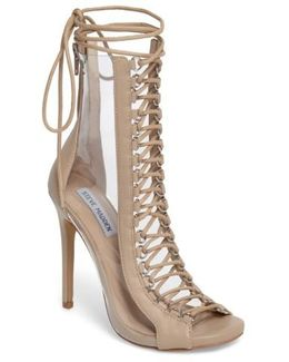 Flash Lace-up Bootie