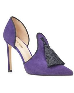 Tyrell Pointy Toe D'orsay Pump