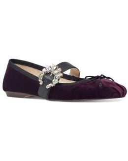 Xandi Mary Jane Flat