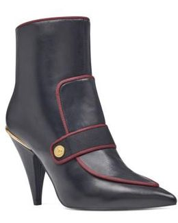 Westham Pointy Toe Bootie