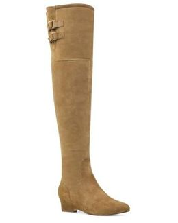 Jaen Over The Knee Boot