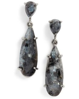 Nakamol Labradorite Drop Earrings