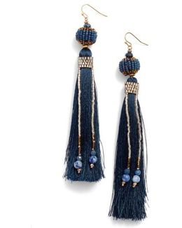 Tassel & Chain Earrings