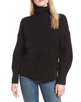 Urban Flossy Turtleneck Sweater