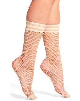 Riot Sport Fishnet Socks