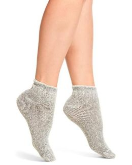 Abalone Ankle Socks