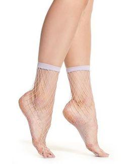Sugar Sugar Fishnet Socks