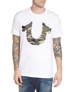 3d Camo Graphic T-shirt