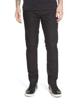 Rocco Skinny Fit Corduroy Jeans