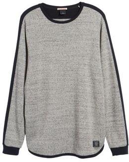 Panel Sweatshirt