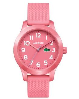 12.12 Silicone Strap Watch