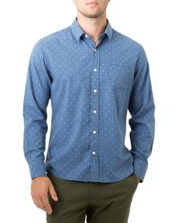 Madison Blues Woven Shirt