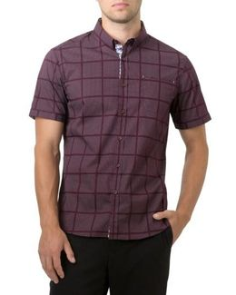 Vanishing Point Woven Shirt