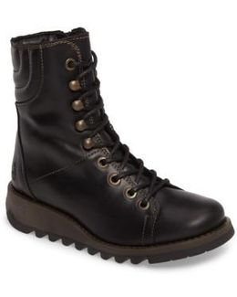 Same Lace-up Boot