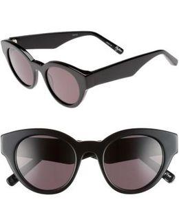 Payton 48mm Cat Eye Sunglasses